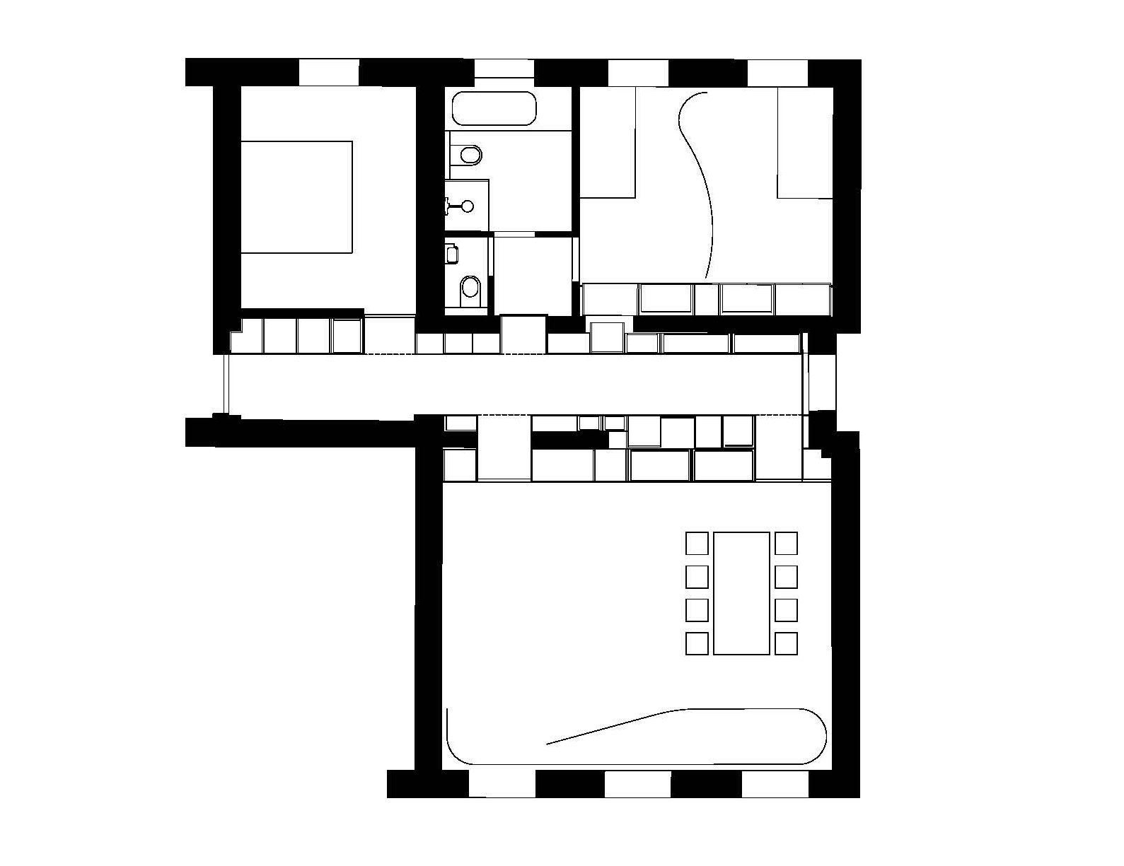 wunderbar kleine wohnung optimal einrichten ebenbild. Black Bedroom Furniture Sets. Home Design Ideas